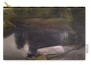 Lyons Falls  - Moose River Carry-all Pouch