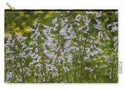 Lyreleaf Sage Wildflowers - Salvia Lyrata Carry-all Pouch