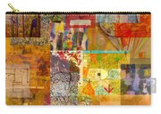 Lyric Abstraction And Abstract Expressionism  1930s To 1960s  Carry-all Pouch
