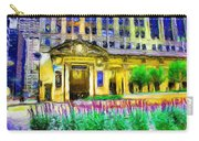 Lyric Opera House Of Chicago Carry-all Pouch