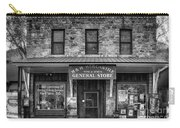 M And M Mercantile Bw Carry-all Pouch