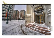 M And T Bank Downtown Buffalo Ny 2014 Carry-all Pouch