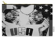 M M U S A In Black And White2 Carry-all Pouch