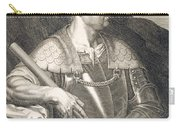 M Silvius Otho Emperor Of Rome Carry-all Pouch by Titian