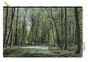 M119 Tunnel Of Trees Michigan Carry-all Pouch