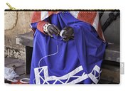 Maasai Woman Carry-all Pouch