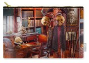 Macabre - In The Headhunters Study Carry-all Pouch
