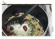 Macaroni And Ingredients Carry-all Pouch