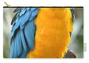 Macaw Profile Carry-all Pouch