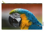 Macaw Tropical Bird Carry-all Pouch