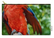 Macaws Of Color30 Carry-all Pouch