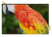 Macaws Of Color33 Carry-all Pouch