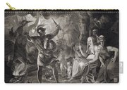 Macbeth, The Three Witches And Hecate Carry-all Pouch