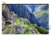 Macchu Picchu Peru - Ruins Carry-all Pouch