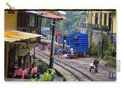 Macchu Picchu Town - Peru Carry-all Pouch