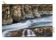 Macdonald Creek Falls Glacier National Park Carry-all Pouch