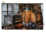 Machinist - My Workstation Carry-all Pouch by Mike Savad
