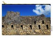 Machu Picchu Peru 13 Carry-all Pouch