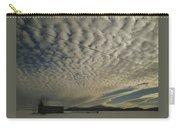 Mackerel Sky Carry-all Pouch