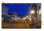 Mackinac Island Midnight Carry-all Pouch