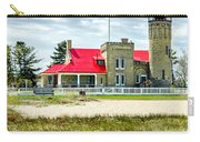 Mackinac Point Lighthouse Michigan Carry-all Pouch
