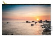 Mackinac Sunrise Carry-all Pouch
