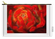 Indian Paintbrush Poster Carry-all Pouch