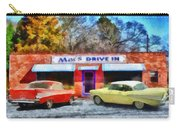 Mac's Drive In Carry-all Pouch