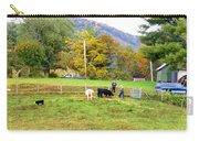 Mac's Farm In Balsam Grove 2 Carry-all Pouch