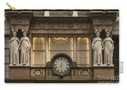 Macy's Clock Carry-all Pouch