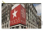 Macy's Department Store Carry-all Pouch