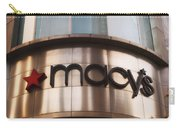 Macys Signage Carry-all Pouch