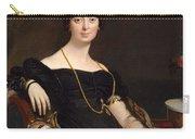 Madame Jacques-louis Leblanc. Francoise Poncelle Carry-all Pouch