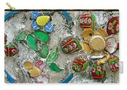 Made Of Broken China Temple Of The Dawn-wat Arun In Bangkok-thai Carry-all Pouch
