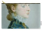 Mademoiselle Lucie Delabigne Carry-all Pouch