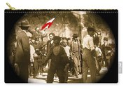 Madero Loyalty March  Mexico City February 9 1911-2013   Carry-all Pouch