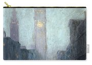 Madison Avenue At Twilight Carry-all Pouch