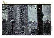 Madison Square And The Flatiron Building Carry-all Pouch