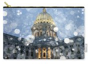Madisonian Winter Carry-all Pouch