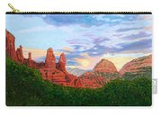 Madonna And Nuns - Sedona Carry-all Pouch
