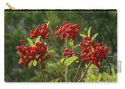 Madrone Berries Carry-all Pouch