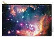 Magellanic Cloud 1 Carry-all Pouch by Jennifer Rondinelli Reilly - Fine Art Photography
