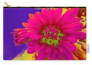 Magenta Greetings Carry-all Pouch