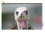 Maggee The Hooded Vulture Carry-all Pouch