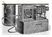 Magic Lantern, 1900 Carry-all Pouch