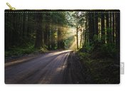 Magic Of Redwood Carry-all Pouch