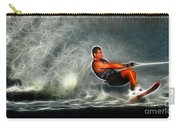 Water Skiing Magical Waters 2 Carry-all Pouch