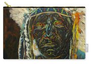 Magic Powers,  Native American Indian Chief Carry-all Pouch