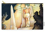 Magic Vegas Sphinx - Fantasy Art Carry-all Pouch
