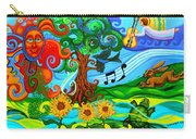 Magical Earth Carry-all Pouch by Genevieve Esson